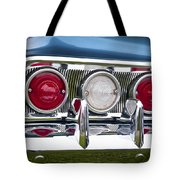 1960 Chevrolet Impala Tail Light Tote Bag