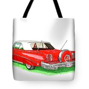 1960 Edsel Ranger Continental Kit Tote Bag