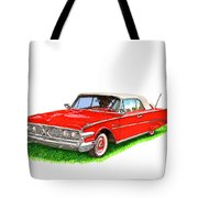 1960 Edsel Ranger Convertible Tote Bag