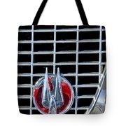 1960 Studebaker Hawk Coupe Emblem Tote Bag