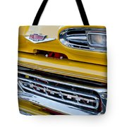 1961 Chevrolet Front End Tote Bag