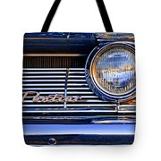 1961 Pontiac Catalina Grille Emblem Tote Bag