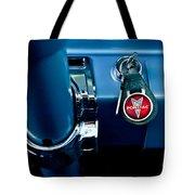1961 Pontiac Catalina Key Ring Tote Bag