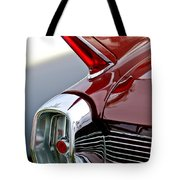 1962 Cadillac Eldorado Taillight Tote Bag