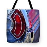 1962 Pontiac Catalina Convertible Taillight Tote Bag