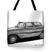 1962 Rambler American Tote Bag