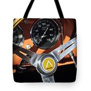 1963 Apollo Steering Wheel 2 Tote Bag by Jill Reger