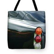 1963 Aston Martin Db4 Series V Vantage Gt Tail Light Tote Bag by Jill Reger