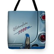 1963 Austin-healey Taillight Tote Bag