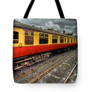 1963 Carriage  Tote Bag