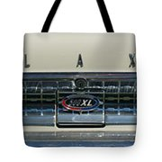1963 Ford Galaxie 2 Tote Bag by Mark Dodd