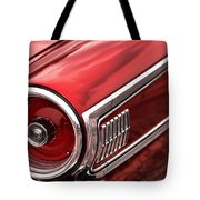 1963 Ford Galaxie 500 Tote Bag