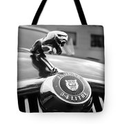 1963 Jaguar Mkii  Tote Bag