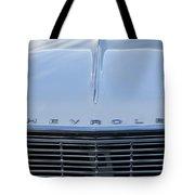 1964 Chevrolet El Camino Grille Tote Bag