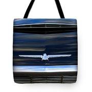 1964 Ford Thunderbird Hood Emblem Tote Bag
