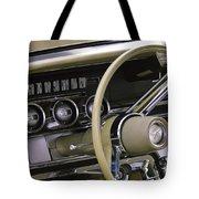 1964 Ford Thunderbird Steering Wheel Tote Bag