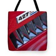 1965 Ac Cobra Emblem 2 Tote Bag