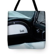 1966 Chevrolet Corvette 7 Tote Bag