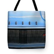 1966 Dodge Coronet Rt Tote Bag