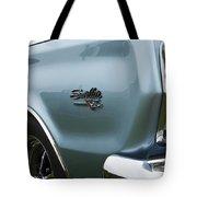1966 Plymouth Satellite Commando V8 Tote Bag