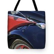 1966 Volkswagen Vw Bug Tote Bag