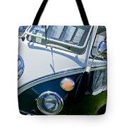 1966 Volkswagen Vw Microbus Tote Bag