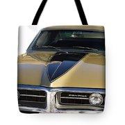 1967 Bronze Pontiac Firebird  Tote Bag