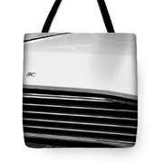 1967 Buick Station Wagon Tote Bag by Michelle Calkins
