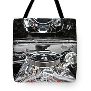 1967 Chevrolet Chevelle Ss Engine 2 Tote Bag