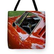 1967 Ferrari 275 Gtb4 Coupe Tote Bag