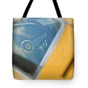 1967 Ferrari 275 Gtb4 Steering Wheel Tote Bag