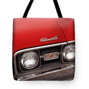 1968 Oldsmobile Cutlass Supreme Tote Bag