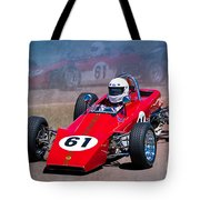 1969 Lotus 61 Formula Ford Tote Bag