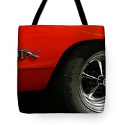 1969 Plymouth Gtx Hemi Tote Bag