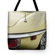 1970 Jaguar Xk Type-e Taillight 2 Tote Bag