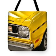 1970 Plymouth Duster 340 Tote Bag