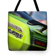 1971 Plymouth Duster Twister Tote Bag