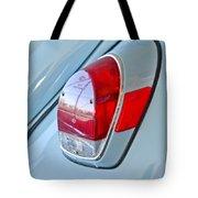 1971 Volkswagen Vw Beetle Taillight Tote Bag
