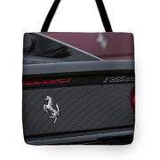 1997 Ferrari Emblem Tote Bag