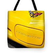 1998 Chevrolet Corvette  Tote Bag