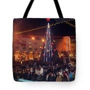 1st International Christmas Festival Tote Bag