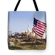 1st New York Artillery Tote Bag