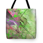 1st Symphony Of The Voyage Of The Stars  Tote Bag