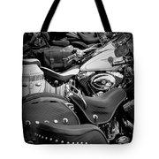 2 - Harley Davidson Series Tote Bag