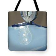 1958 Edsel Ranger Hood Ornament Tote Bag