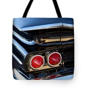 1959 Chevrolet El Camino Taillight Tote Bag