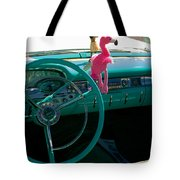 1959 Edsel Ford Tote Bag