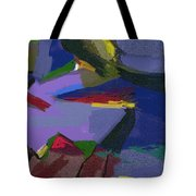 A Landscape Tote Bag