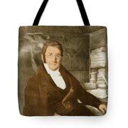 A. P. De Candolle, Swiss Botanist Tote Bag