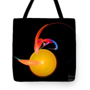 Abstract Twenty-one Tote Bag